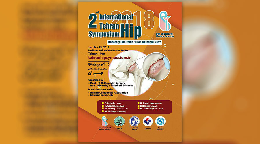 2nd International Hip Symposium | Tehran